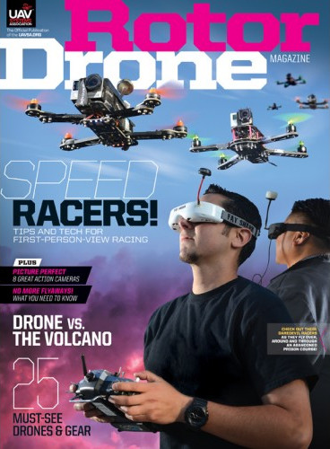RotorDrone Magazine May/June